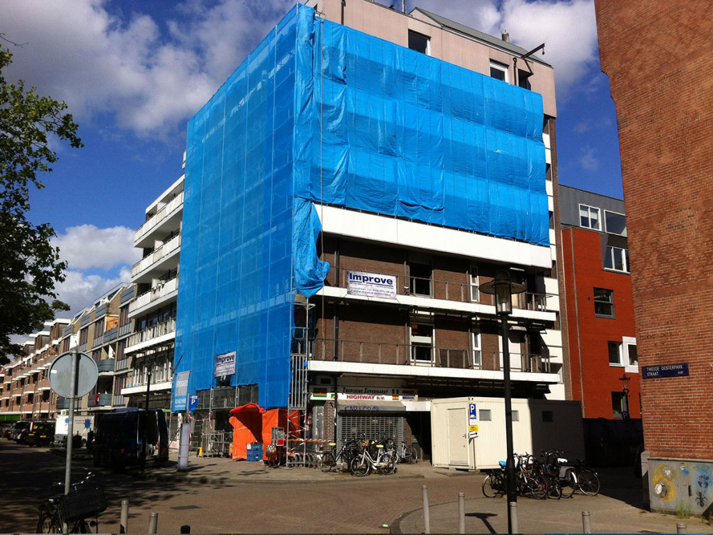 Gevelonderhoud Improve Betonreparatie